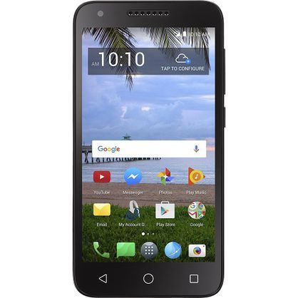 TracFone Wireless Alcatel TCL LX Prepaid Smartphone