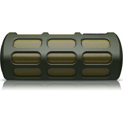 Philips SB7220/37 Shoqbox Wireless Portable Speaker - Green