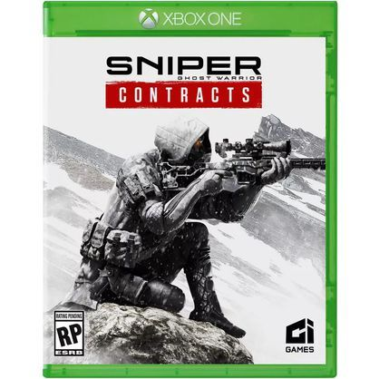 CI Games Sniper Ghost Warrior Contracts (Xbox One)