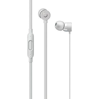 Beats by Dr. Dre urBeats3 Matte Silver Wired In Ear Headphones MR2F2LL/A