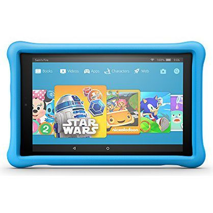 "Unbranded SL056ZE Fire HD 10 Kids Edition 10.1"" Tablet 32GB Blue"