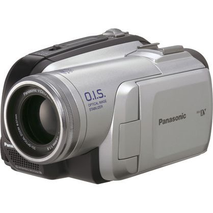 Panasonic Palmcorder PV-GS80 Camcorder - Silver