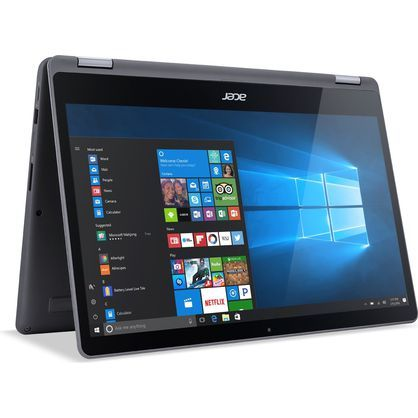 "Acer R5-571T-57Z0 Aspire 15.6"" FHD Touchscreen i5-7200U 2.5GHz 8GB RAM 1TB HDD Win 10 Home Black"
