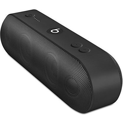 Beats by Dr. Dre Pill+ Black Portable Speaker ML4M2LL/A