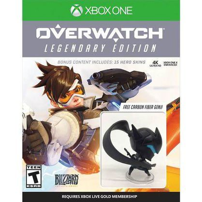 Blizzard Entertainment Overwatch Legendary Holiday Bundle Xbox One
