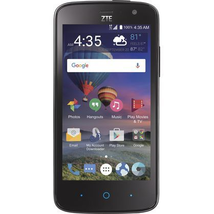 ZTE Z799VL Majesty Pro 4G LTE Total Wireless Smartphone