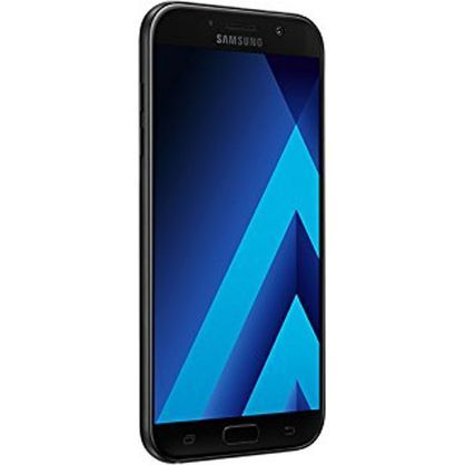 Samsung SM-A720F Galaxy A7 (2017) 1.9 GHz S 32GB 3GB Ram 4G LTE With Dual Sim, Black Sky