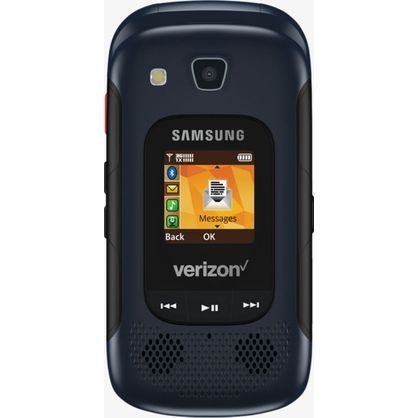 Samsung SMB690VBKA Convoy 4 5MP Verizon Wireless Cellphone