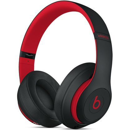 Beats by Dr. Dre Studio3 Wireless Black Beats Decade Collection Over Ear Headphones MRQ82LL/A
