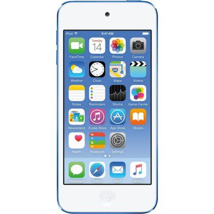 Apple iPod Touch 6th Generation 16GB Blue 3A650LL/A