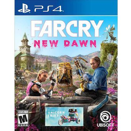 Ubisoft Far Cry New Dawn Standard Edition (PlayStation 4)