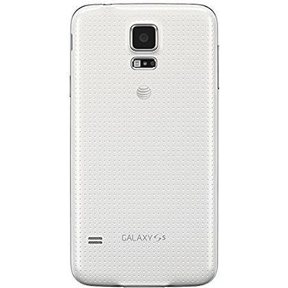 Samsung SM-G530A Galaxy S5 LTE Smartphone Shimmery White (AT&T)