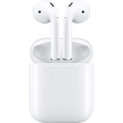 Apple AirPods 1st Gen Wireless Bluetooth Earphones w/Charging Case MMEF2AM/A