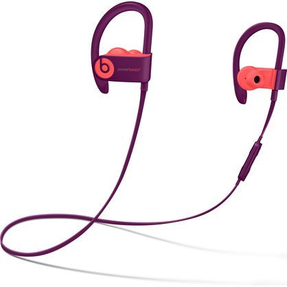 Beats by Dr. Dre Powerbeats3 Wireless Pop Magenta Beats Pop Collection In Ear Headphones MRER2LL/A