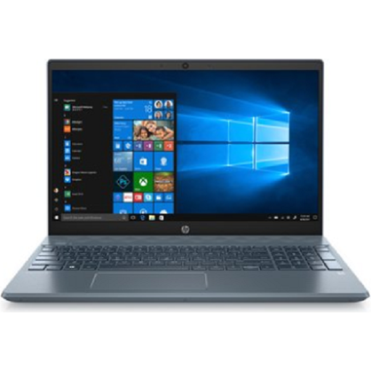 "HP 15-cw1068wm Pavilion 15.6"" FHD Ryzen 5 3500U 2.1GHz AMD Radeon Vega 8 Graphics 8GB RAM 1TB HDD + 128GB SSD Win 10 Home Blue"