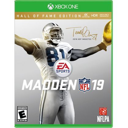 Electronic Arts Madden NFL 19: Hall of Fame Edition (Xbox One)