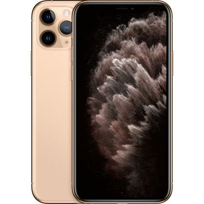 Apple iPhone 11 Pro 64GB Gold LTE Cellular T-Mobile MW9T2LL/A