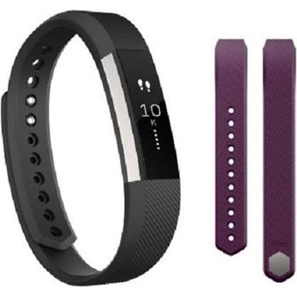 Fitbit FB406BKS Alta Bundle, Small