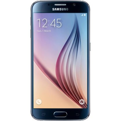 Samsung S906L Galaxy S6 Straight Talk 32GB LTE Smartphone-Blue