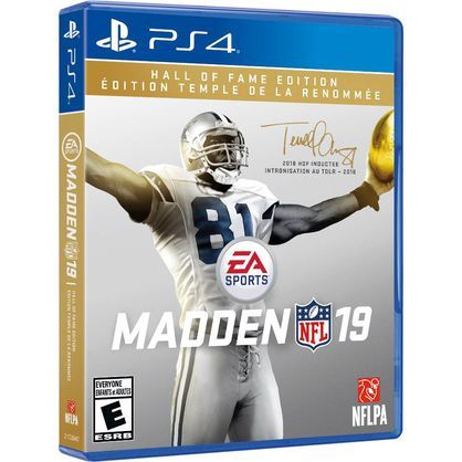 Electronic Arts Madden NFL 19: Hall of Fame Edition (PlayStation 4)