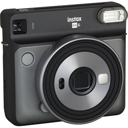 Fujifilm 16581472 Instax Square SQ6 Instant Film Camera - Graphite Grey