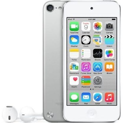 Apple iPod Touch 5th Generation 32GB Silver ME108LL/A