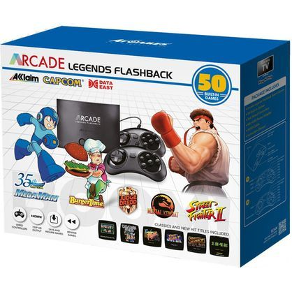 AtGames FB8650 Legends Flashback Gaming Console
