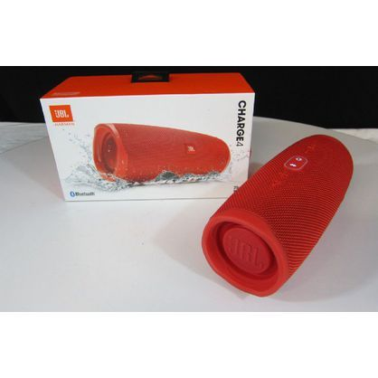 JBL JBLCHARGE4RED Charge 4 Bluetooth Wireless Speaker - Red