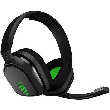 Logitech 939-001510 ASTRO Gaming A10 Gaming Headset - Green/Black - Xbox One