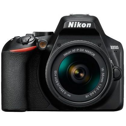 Nikon 33895 D3500 Dx-Series Digital Body Black