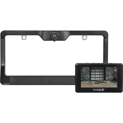 Type S Bt56617-6/2 License Plate Backup Camera
