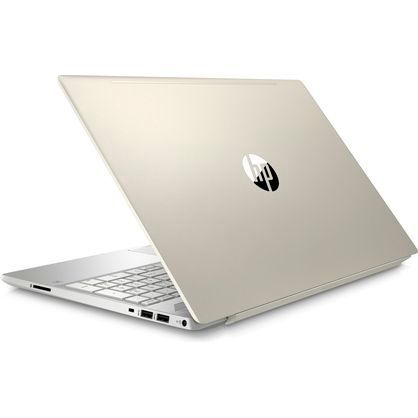 "HP 15-CS0051WM Pavilion 15.6"" HD Touchscreen i5-8250U 1.6GHz 8GB RAM 1TB HDD Win 10 Home Pale Gold"
