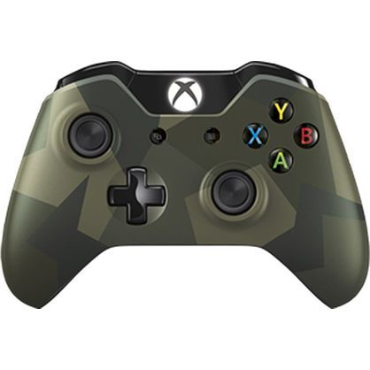 Microsoft J72-00005 Xbox One Armed Forces Wireless Controller