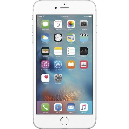 Apple iPhone 6S 16GB Silver LTE Cellular MKRT2LL/A
