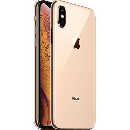 Apple iPhone XS 64GB Gold LTE Cellular T-Mobile MTA22LL/A