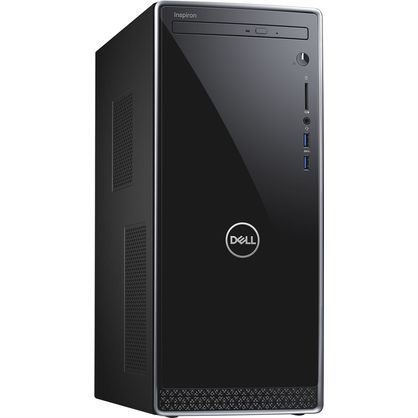 Dell i3670-3828BLK-PUS Inspiron i3-8100 3.6GHz 8GB RAM 1TB HDD Win 10 Home Black