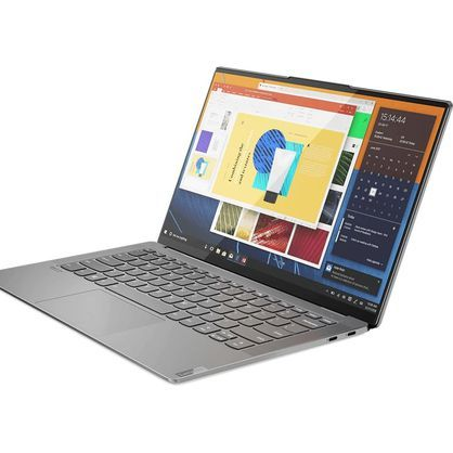 "Lenovo 81R00007US IdeaPad S940 13.9"" UHD i7-8565U 1.8GHz 16GB RAM 512GB SSD Win 10 Home Iron Grey"