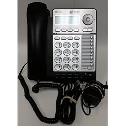 At&T Ml17928 2 Line Speakerphone hands free