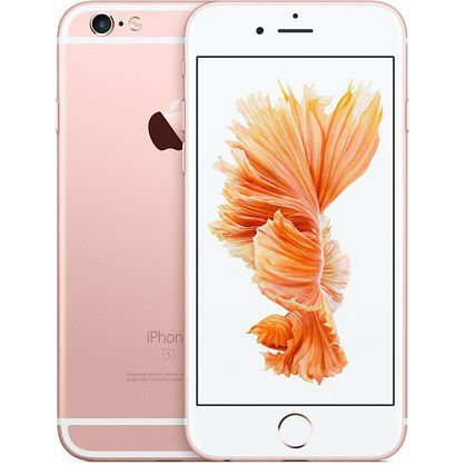 Apple iPhone 6S 32GB Rose Gold LTE Cellular Straight Talk/TracFone MN1L2LL/A - TF