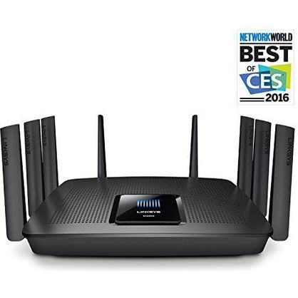 Linksys EA9500 Max-Stream AC5400 Tri-Band Wi-Fi Router