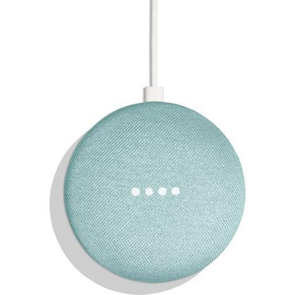 Google GA00275-US Home Mini - Aqua