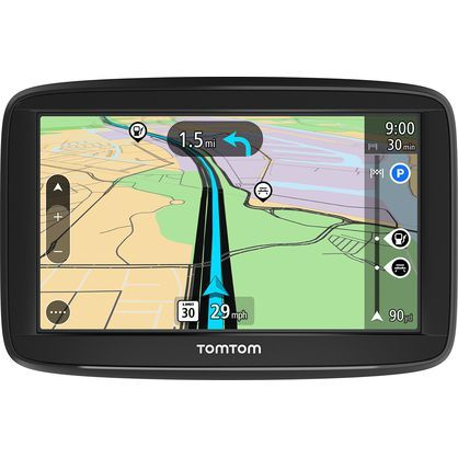 TomTom 4AA53 VIA Special Edition with Lifetime Maps