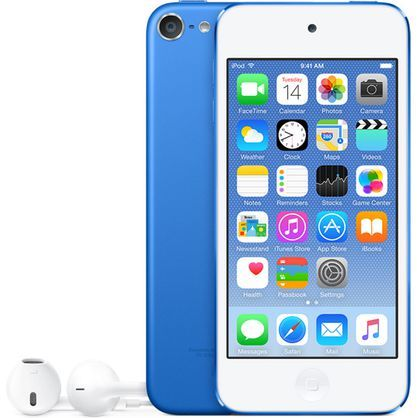 Apple iPod Touch 6th Generation 32GB Blue MKHV2LL/A