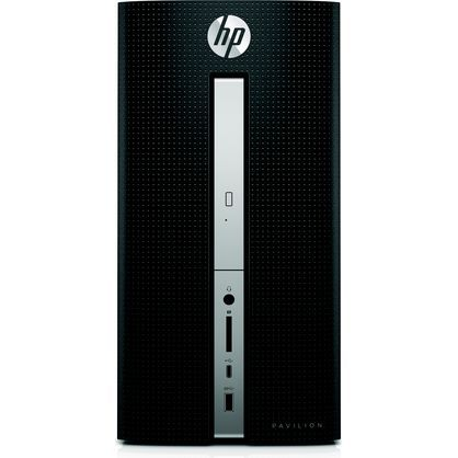 HP 570-p033w Pavilion i7-7700 3.6GHz 16GB RAM 2TB HDD Win 10 Home Black