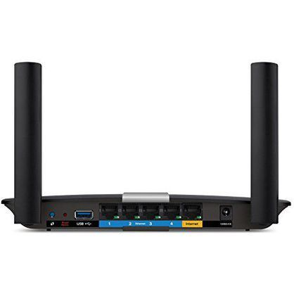 Linksys EA6350 Wi-Fi Wireless Dual-Band+ Router with Gigabit & USB Ports,