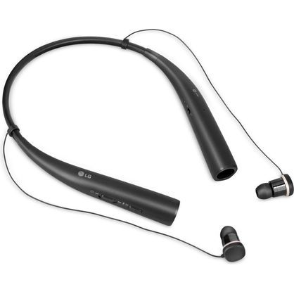 LG HBS-780.ACUSBKI Tone Pro Wireless Stereo Headset - Black