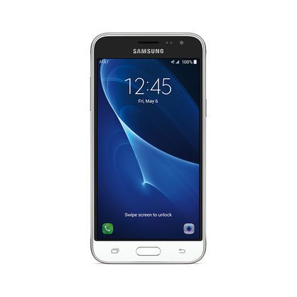 Samsung, SM-J320A Galaxy J3 Unlocked White