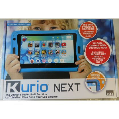 Kurio 01618 Next 7 inch 16GB The Safest Kids Android Tablet