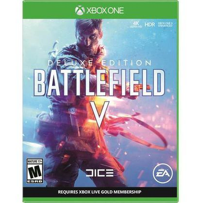 Electronic Arts Battlefield V Deluxe Edition, Electronic Arts, (Xbox One)