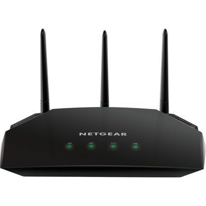Netgear R6350 AC1750 Smart WiFi Router, 802.11 AC Dual Band Gigabit